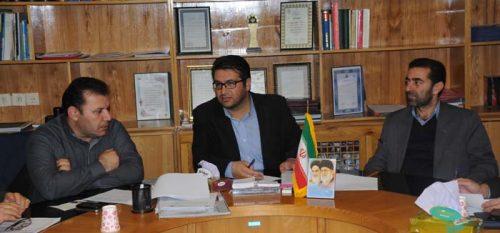 برگزاری کمیسیون برنامه و بودجه شورای اسلامی شهر رودهن