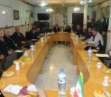 دیدار جمعی از معتمدین و شهروندان با اعضای شورای شهر و شهردار رودهن