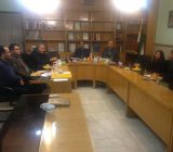 اولین جلسه هماهنگی برگزاری یادواره شهدای شهر رودهن برگزار شد