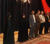 جشن میلاد حضرت فاطمه زهرا (س) و روز زن در رودهن برگزار شد .