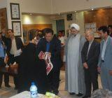 مراسم تقدیرو تجلیل از جانبازان در رودهن برگزار شد