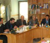 جلسه ستاد مدیریت بحران شهر رودهن