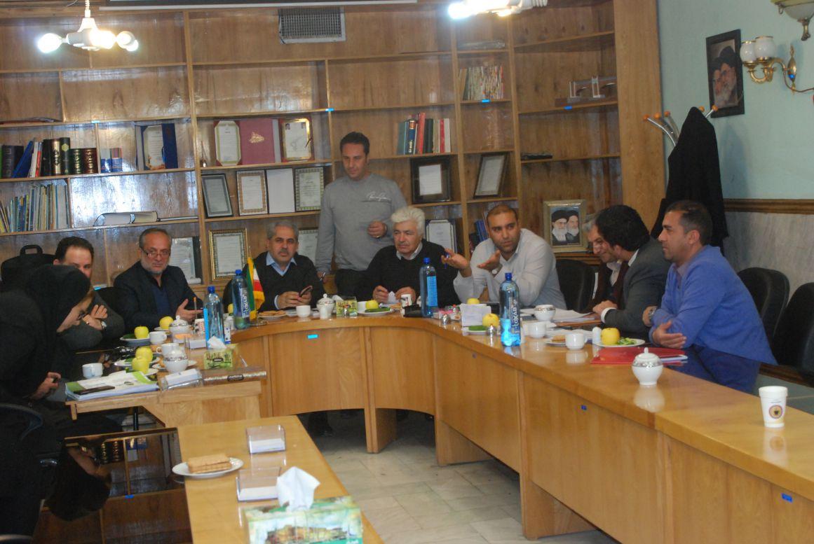 جلسه بررسی نهایی بودجه سال ۹۷