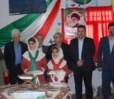 به مناسبت روز زمين پاك و جشنواره فرهنگي اقوام ايراني صورت گرفت