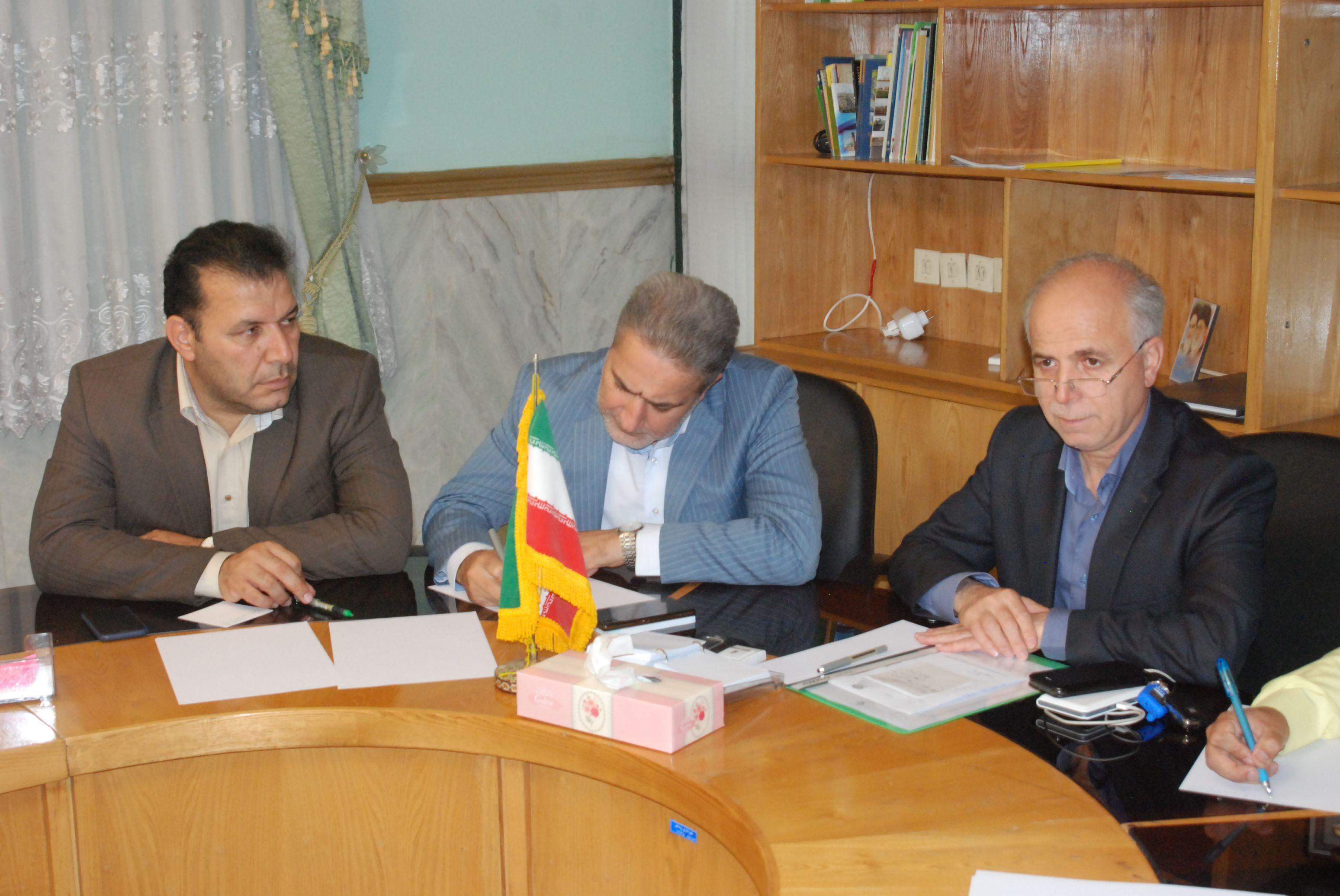 برگزاری نشست هماهنگی امور شهری و روستایی