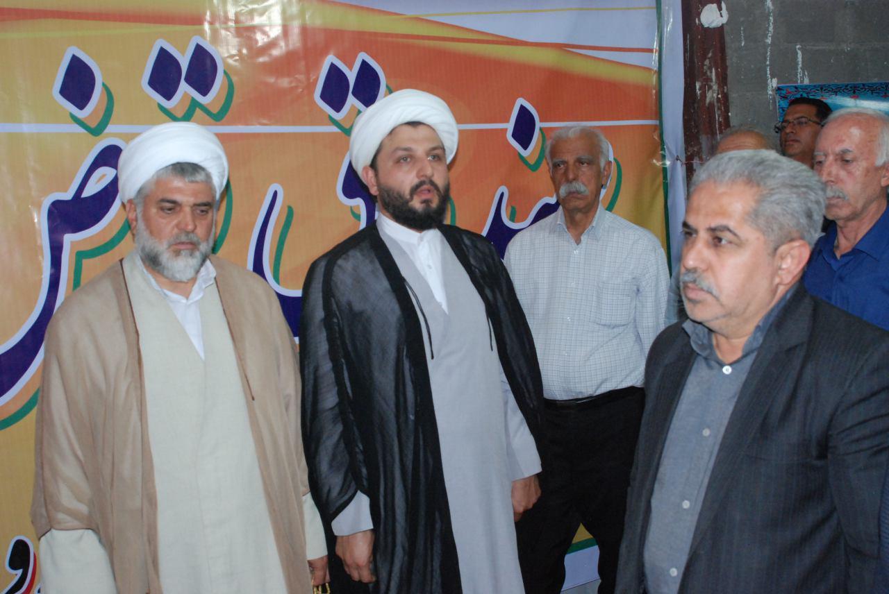 افتتاح صندوق قرض الحسنه امام حسن مجتبي (ع) رودهن